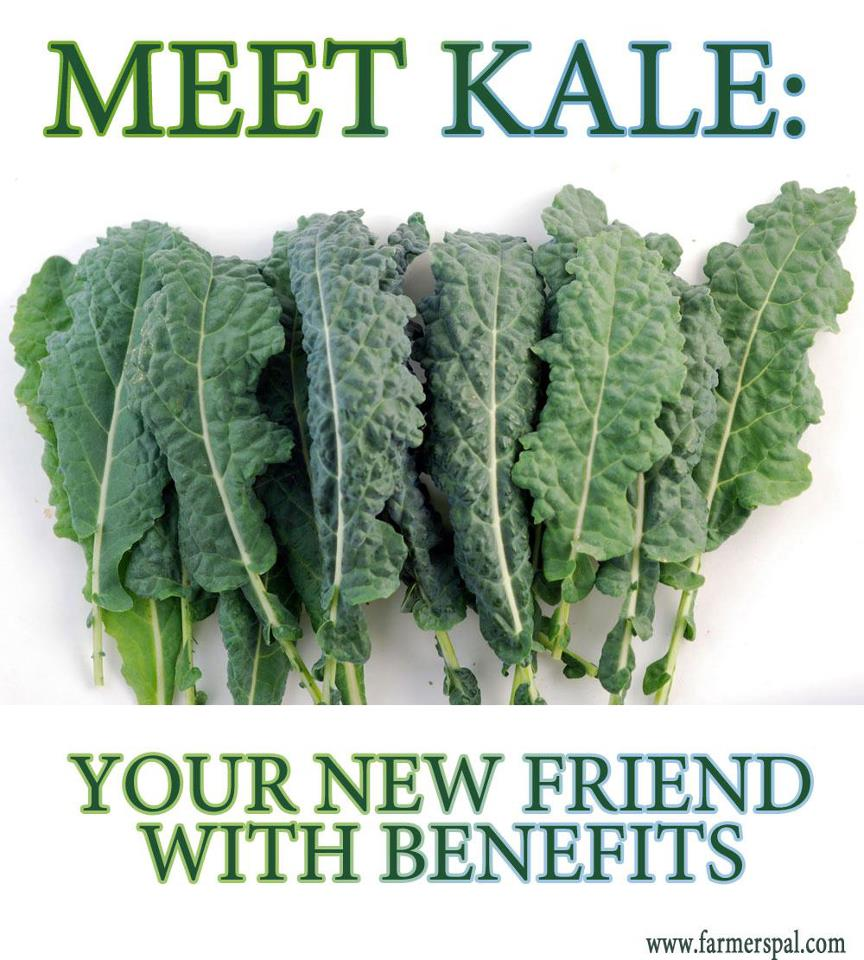 Your Friend With Benefits Kale