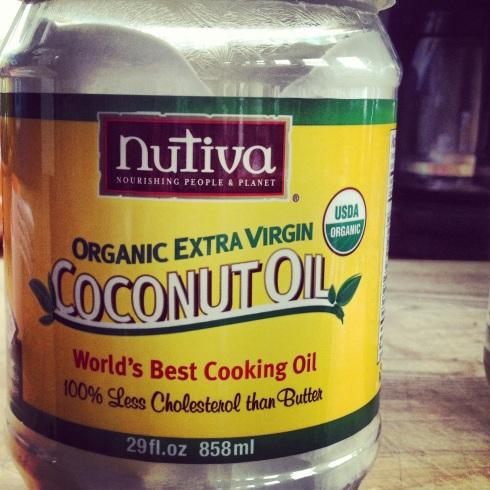 coco oil