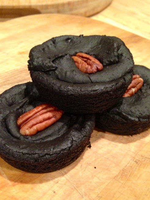 fudgy brownies...sneaky beans!  ~vegan, gluten-free, dairy-free, paleo~