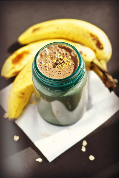 The Buzzing Bee Smoothie
